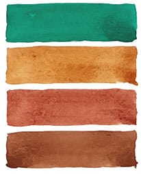 recommended watercolor swatch 2