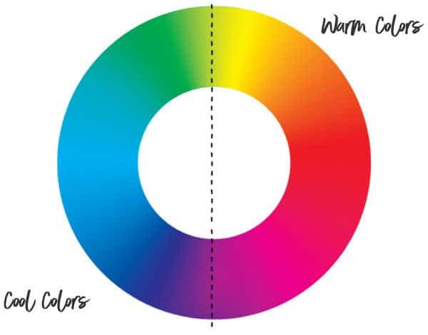 color theory circle