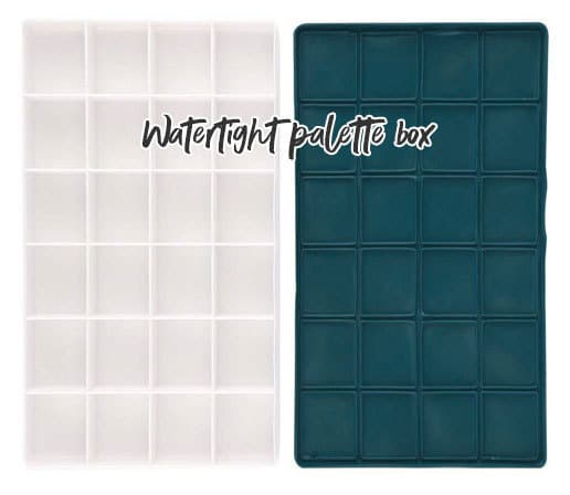 watertight palette box