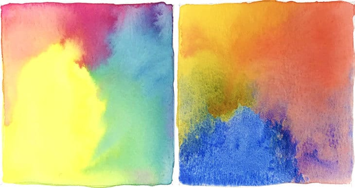 how to start watercolor painting