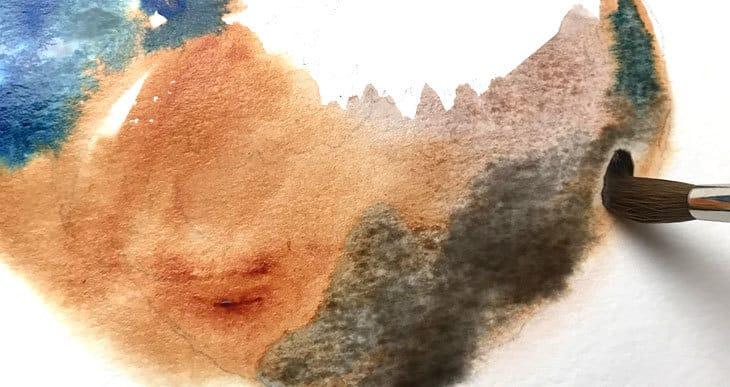 fundamental watercolor techniques