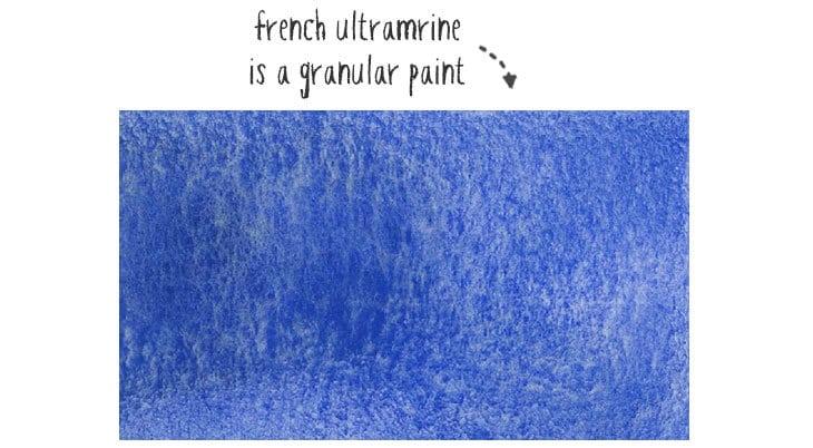 granular paint example