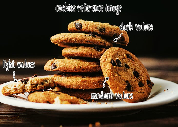 cookies reference image
